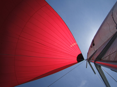 A mast that's properly set up will get the best performance from your sails